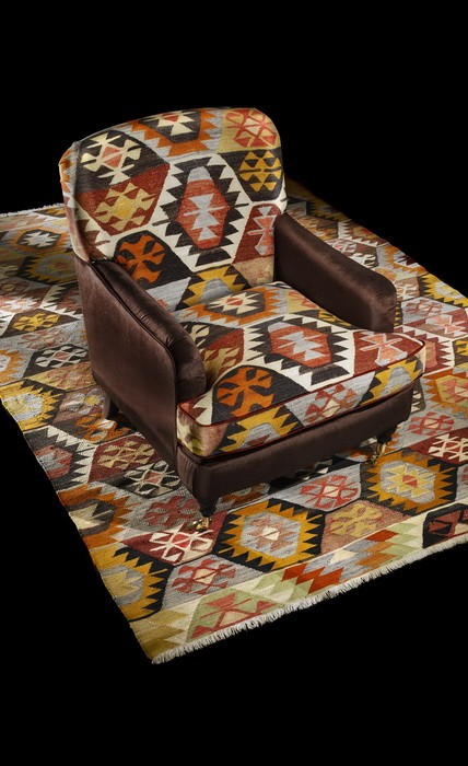 Ковры килимы в интерьере