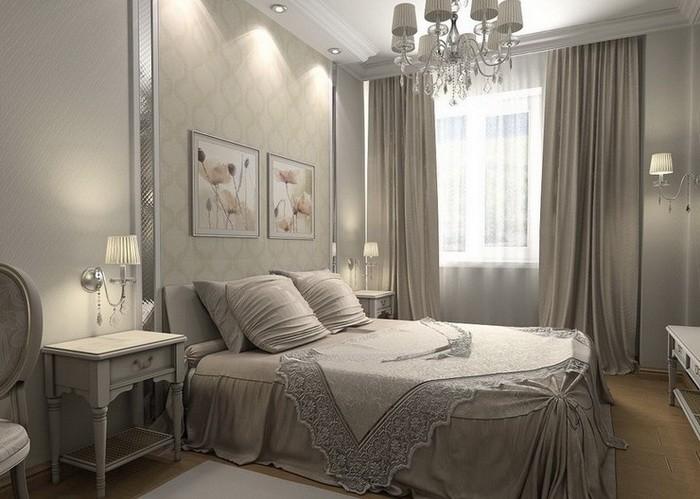 Маленькая  Люстра для маленькой спальни