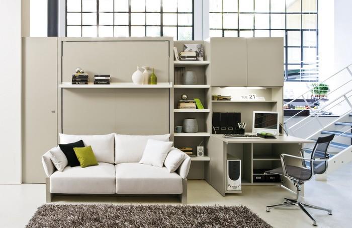 Мебель-трансформер в интерьере _11