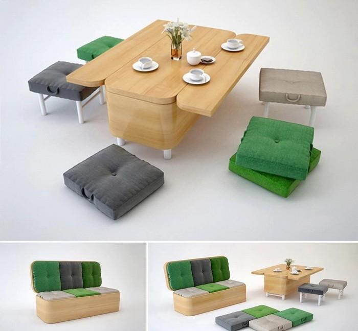 Мебель-трансформер в интерьере _20