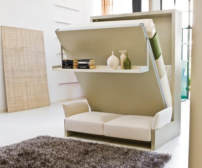 Мебель-трансформер в интерьере _34