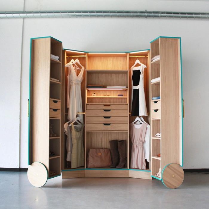 Мебель-трансформер в интерьере _36