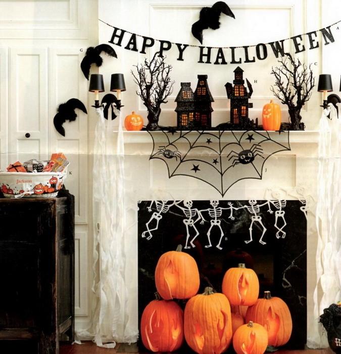 Декор на Хэллоуин
