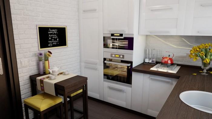 Какой стол выбрать на кухню_08