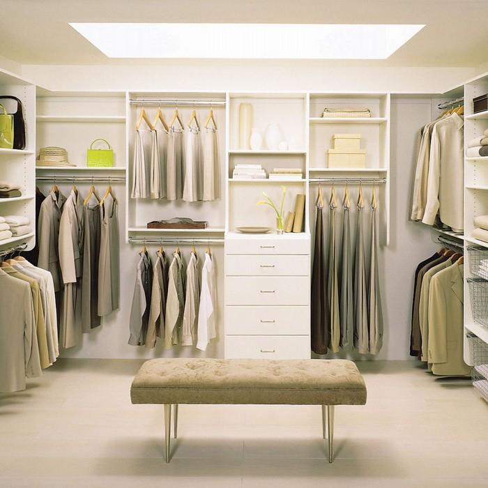 Способы хранения одежды