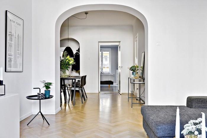 Арки в интерьере дома, квартиры