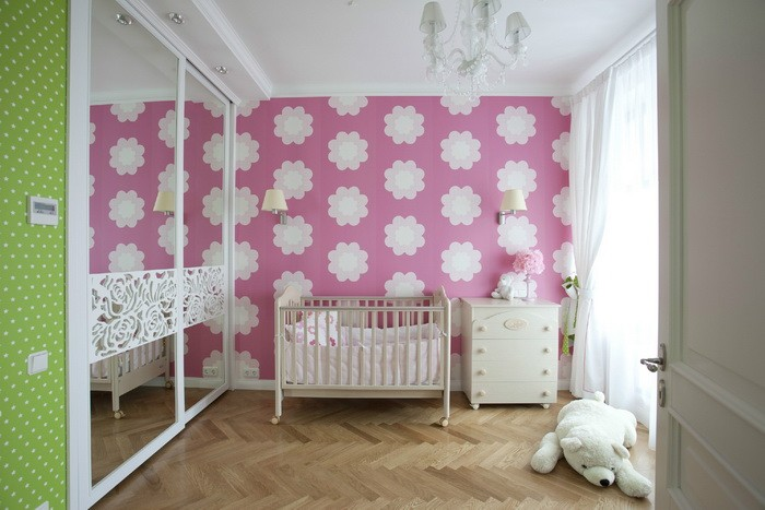 Комната для новорожденного