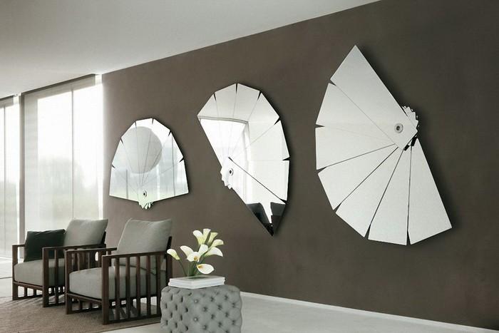Оформление интерьера зеркалами_20