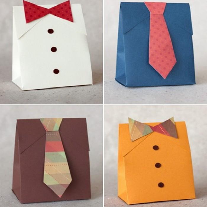 Варианты упаковки подарка к 23 февраля