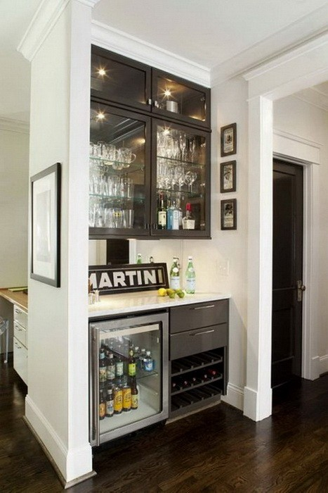Built-In Bar