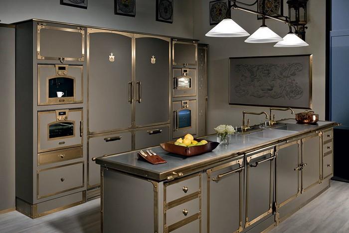 News-Популярные стили в дизайне кухни