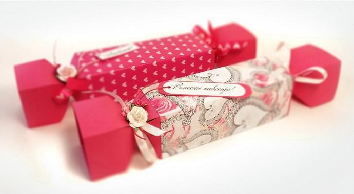 Варианты упаковки подарка к 8 марта_12