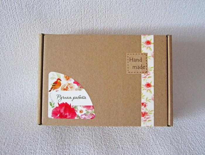Варианты упаковки подарка к 8 марта_14