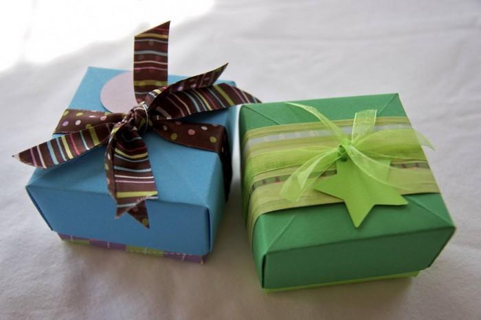 Варианты упаковки подарка к 8 марта_15