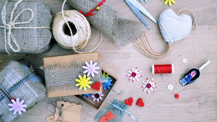 Варианты упаковки подарка к 8 марта_20