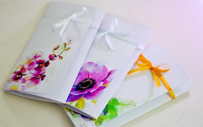 Варианты упаковки подарка к 8 марта_23