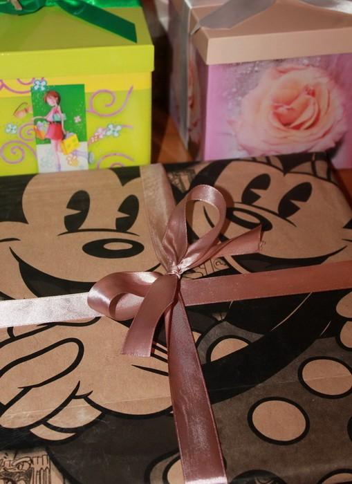 Варианты упаковки подарка к 8 марта_25