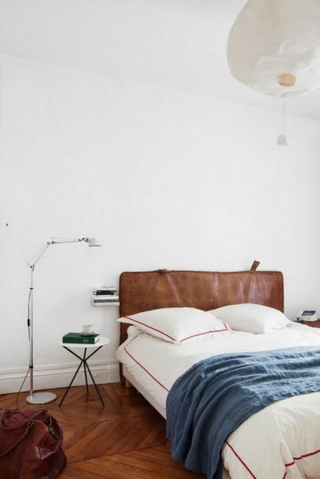 Французский стиль в интерьере спальни_08