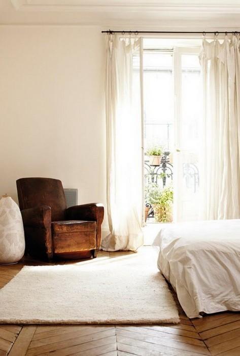 Французский стиль в интерьере спальни_09