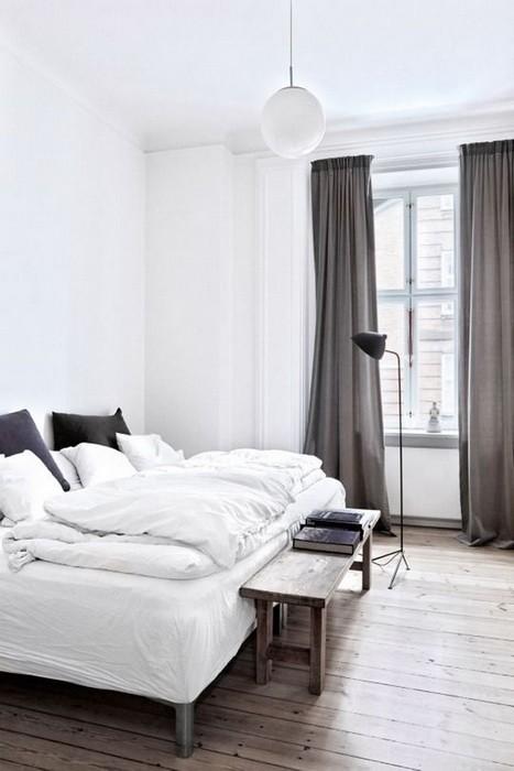 Французский стиль в интерьере спальни_11
