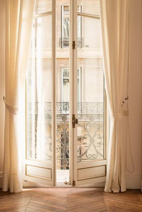 Французский стиль  Французский стиль в интерьере спальни