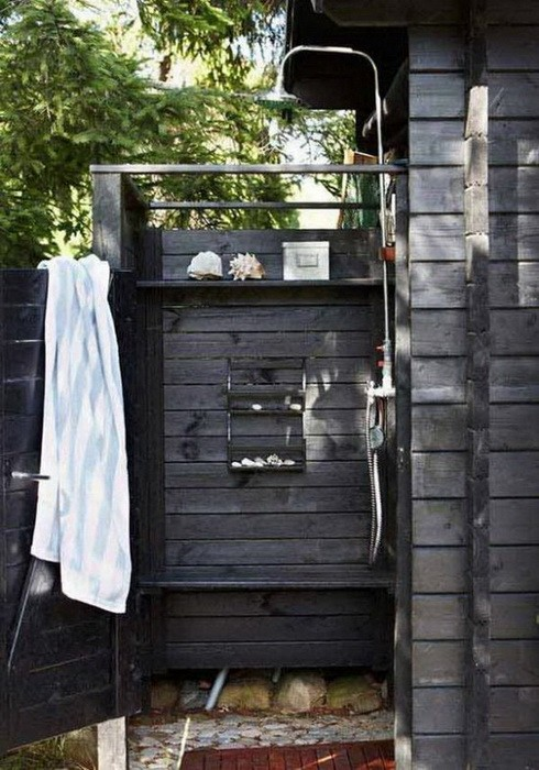 Садовый душ