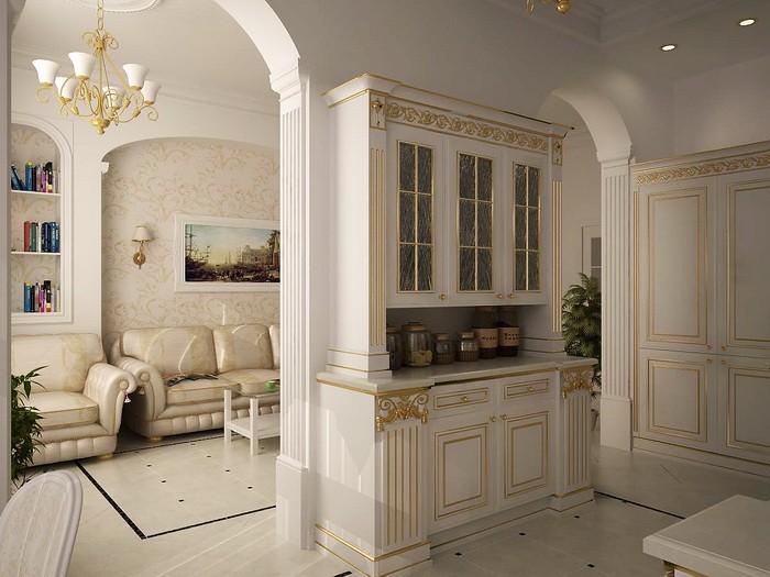 Интерьер проходной гостиной_09