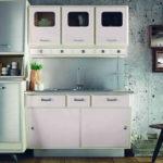 Кухня в стиле ретро:10 фото удачных дизайн-проектов