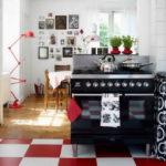 Кухня в стиле ретро: ещё 11 фото удачных дизайн-проектов