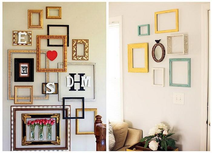 Рамки для на стене дизайн