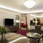 News-Современная классика в интерьерах люксов отеля Марриотт