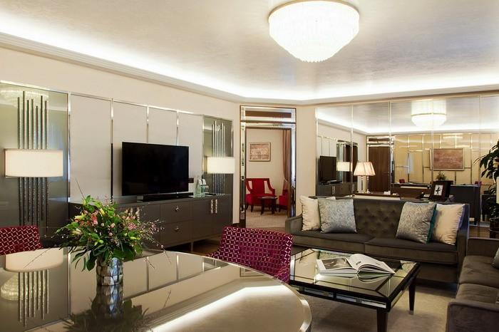 News-Современная классика в интерьерах отеля Марриотт