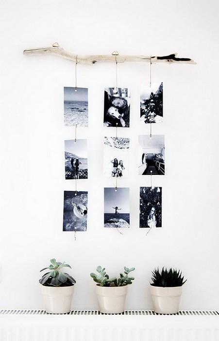 Идеи размещения фотографий в интерьере (часть 1)_02