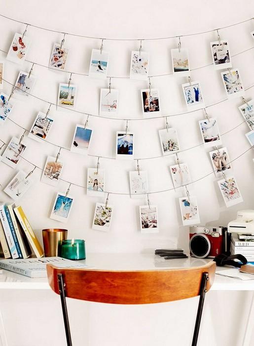 Идеи размещения фотографий в интерьере (часть 1)_04