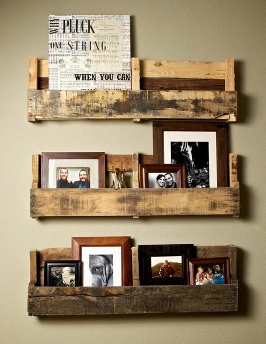Идеи размещения фотографий в интерьере (часть 2)