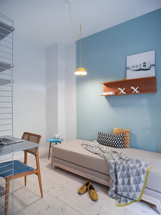 Квартира со свежим интерьером_05