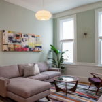 Стильный интерьер дома