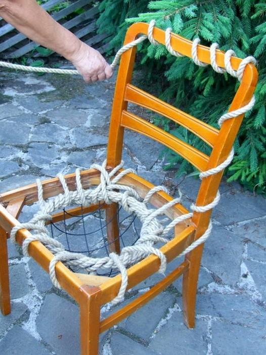 Цветущий стул своими руками_03