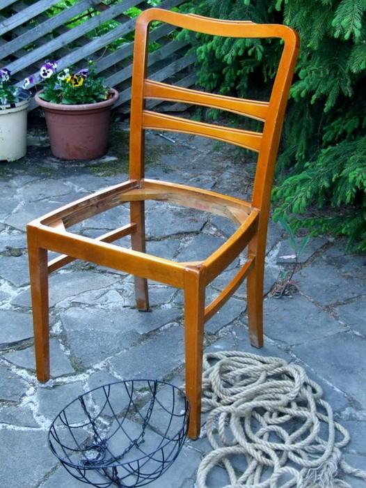 Цветущий стул своими руками_09