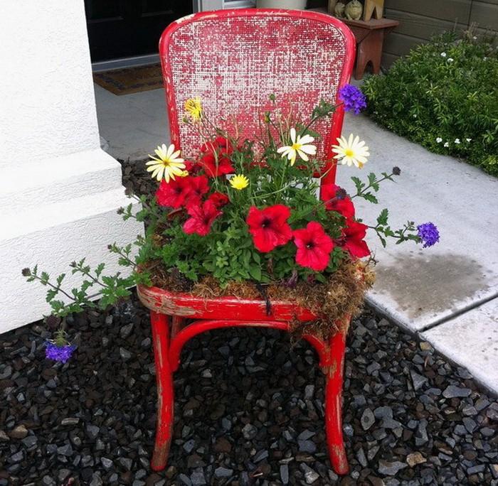 Цветущий стул своими руками_15