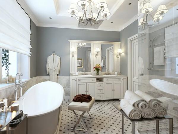 Как оформить большую ванную комнату_01