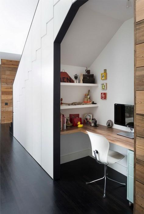 Крошечный домашний офис