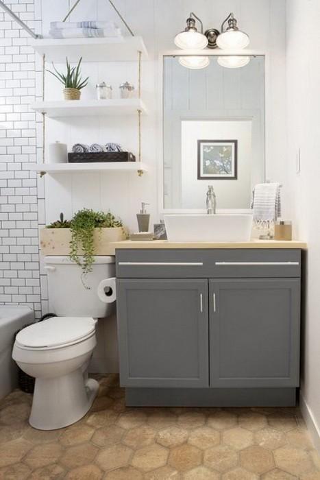 Как обновить ванную без ремонта_07