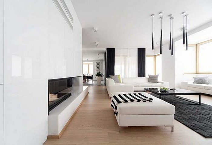 Черно-белый дом_17