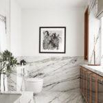 Мрамор в интерьере — изысканность и стиль