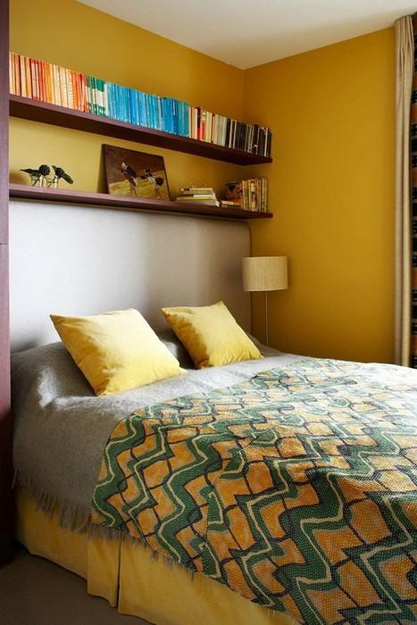 Квартира в стиле ретро_13