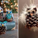 Идеи подарков и украшений к новому 2018 году! Часть вторая