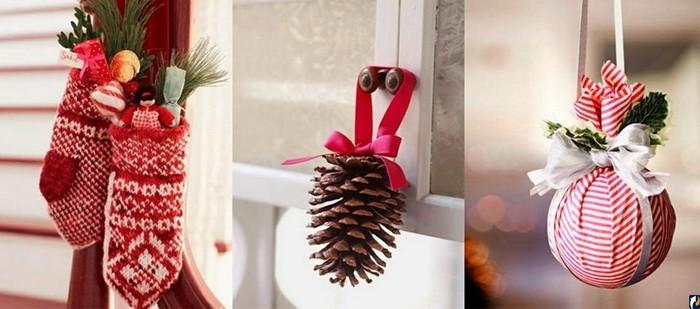 Самые простые идеи для новогодних подарков и украшений_05