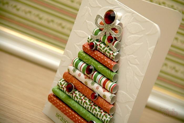 Самые простые идеи для новогодних подарков и украшений_10