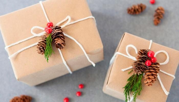Самые простые идеи для новогодних подарков и украшений_12